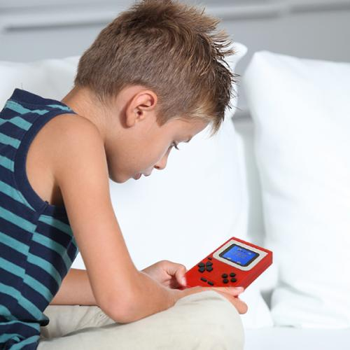 Mini Handheld Game Built-in 268 Games Toys & Games - DailySale