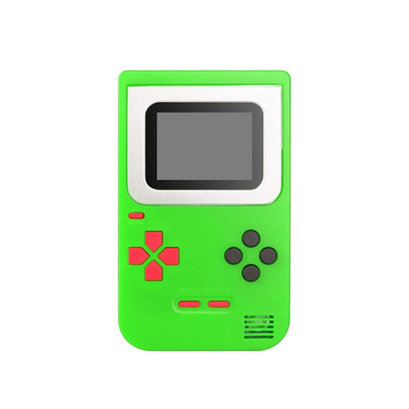 Mini Handheld Game Console 2.0 - Includes 268 Games Toys & Games Green - DailySale