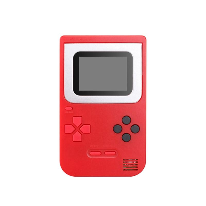Mini Handheld Game Console 2.0 - Includes 268 Games Toys & Games Red - DailySale