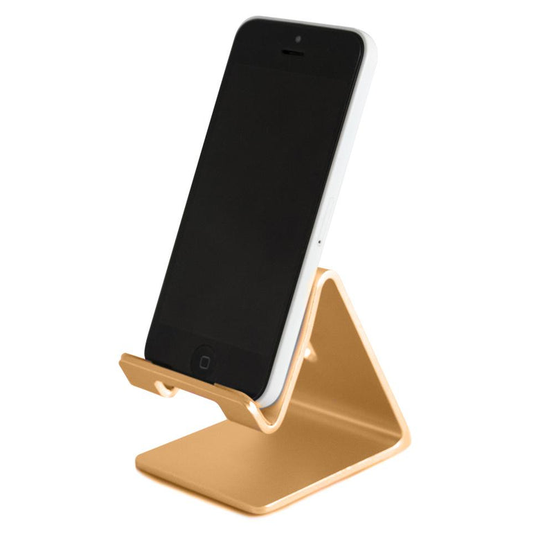 Mobile Mate Double Sided Universal Support Mobile Accessories Gold - DailySale