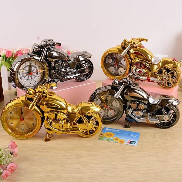 Motorcycle Alarm Clock Household Appliances - DailySale