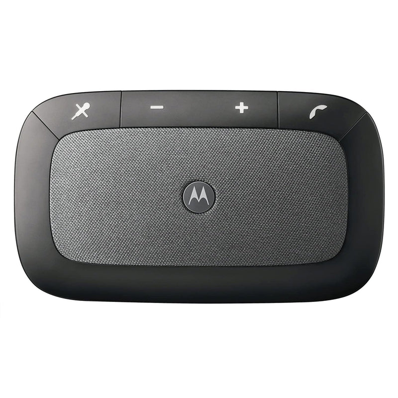 Motorola Car Kit Speaker Sonic Rider Speakerphone Auto Accessories - DailySale