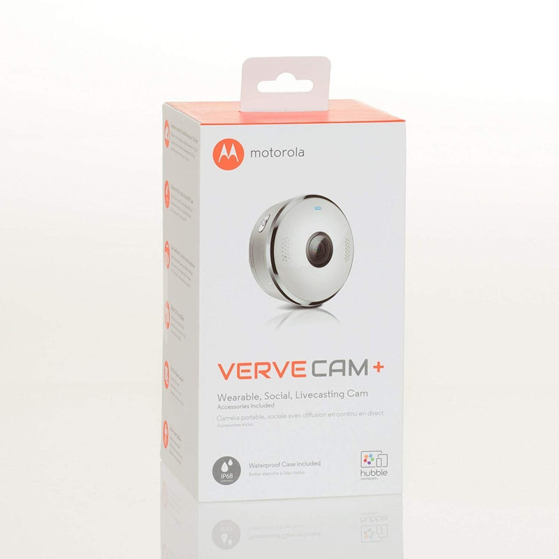 Motorola Verve Cam+ Wearable Gadgets & Accessories - DailySale