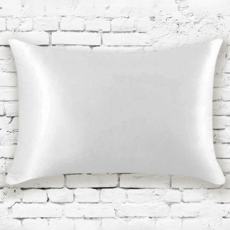 Mulberry Silk Pillowcases - Assorted Colors Linen & Bedding White - DailySale