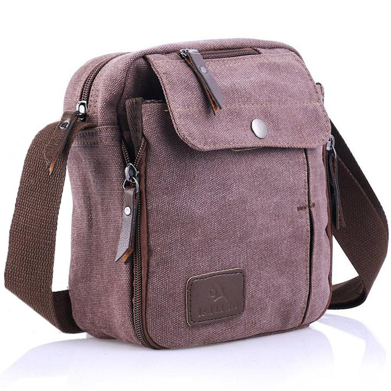 Multifunctional Canvas Traveling Bag - Assorted Colors Handbags & Wallets Purple - DailySale