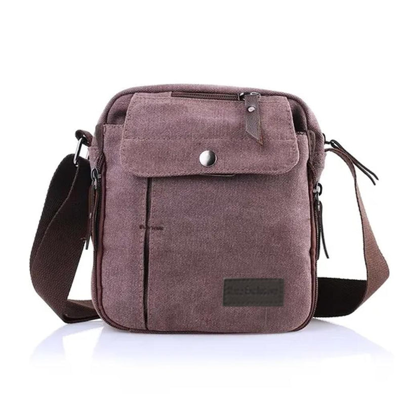 Multifunctional Heavy-Duty Canvas Traveling Bag Handbags & Wallets Purple - DailySale