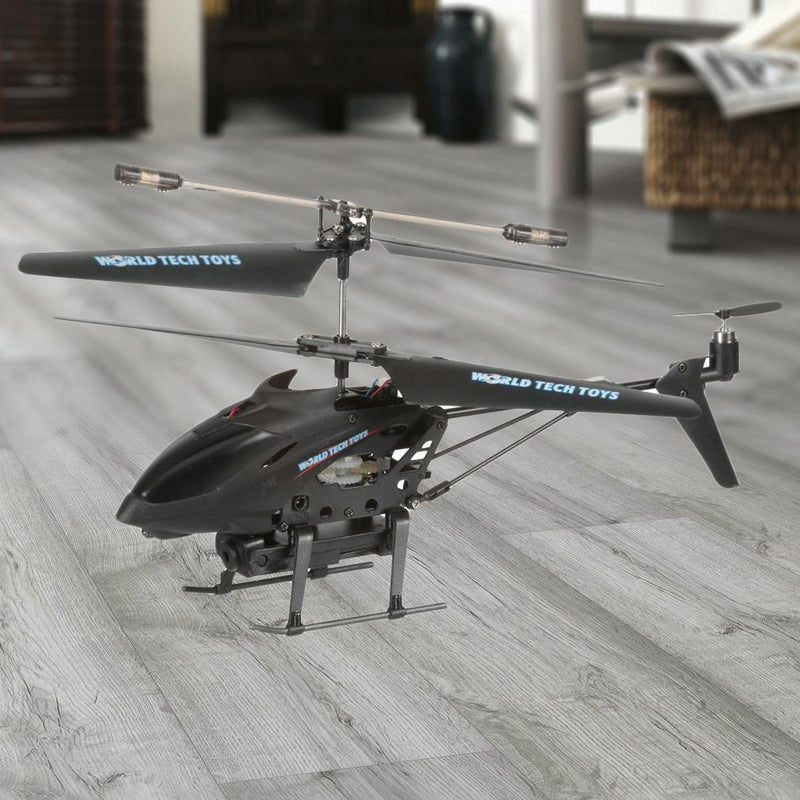Nano Spy Copter Camera 3.5CH IR RC Helicopter Toys & Games - DailySale