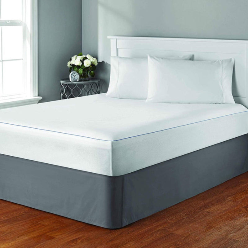Waterproof Breathable Hypoallergenic Mattress Encasement - DailySale, Inc