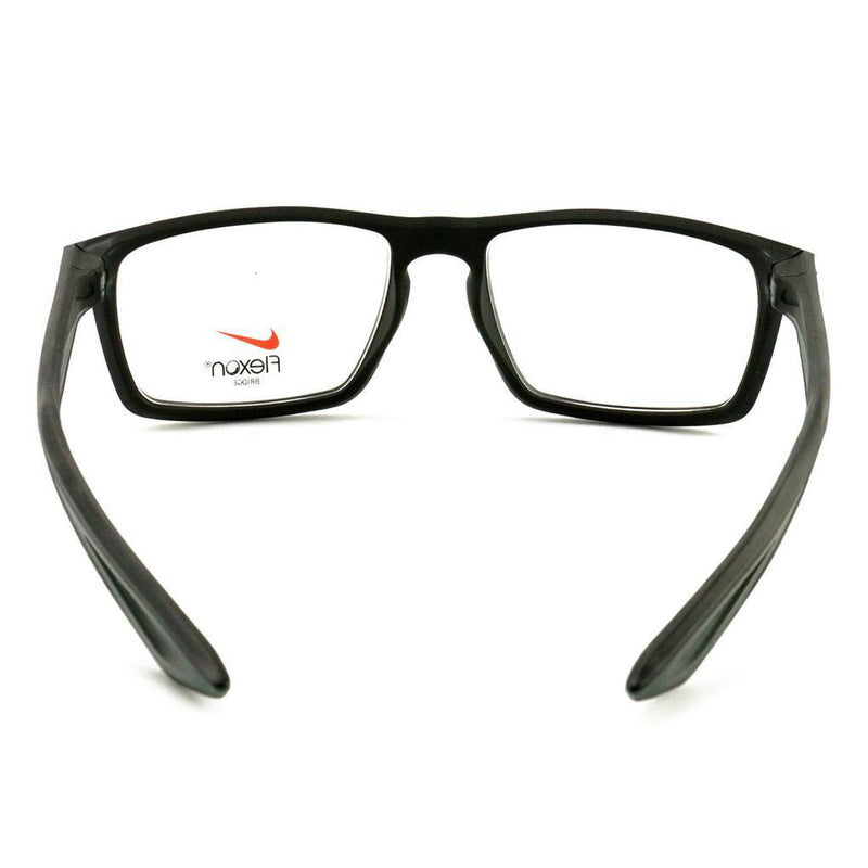 Nike Men Eyeglasses NK4280 004 Black Full Rim 53 17 140 Men's Accessories - DailySale