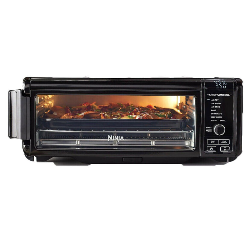 Ninja SP101 Foodi 8-in-1 Digital Air Fry, Large Toaster Oven Kitchen & Dining Black - DailySale