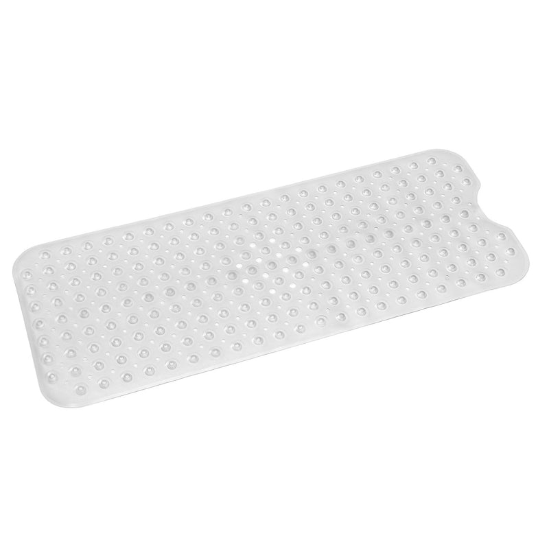 Non Slip Shower Mat Massage Anti-Bacterial with Suction Cups