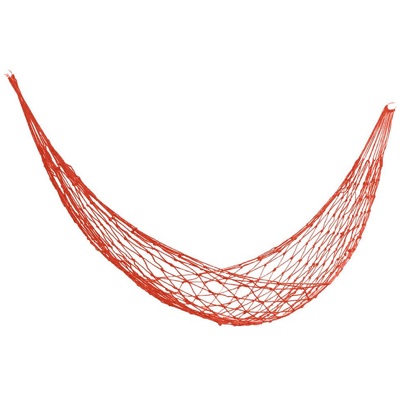 Nylon Mesh Hammocks Sports & Outdoors Red - DailySale