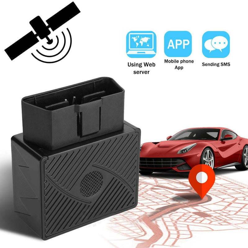 OBD GPS GPRS Tracker Real Time Vehicle Tracking Device for Car Truck Locator Automotive - DailySale