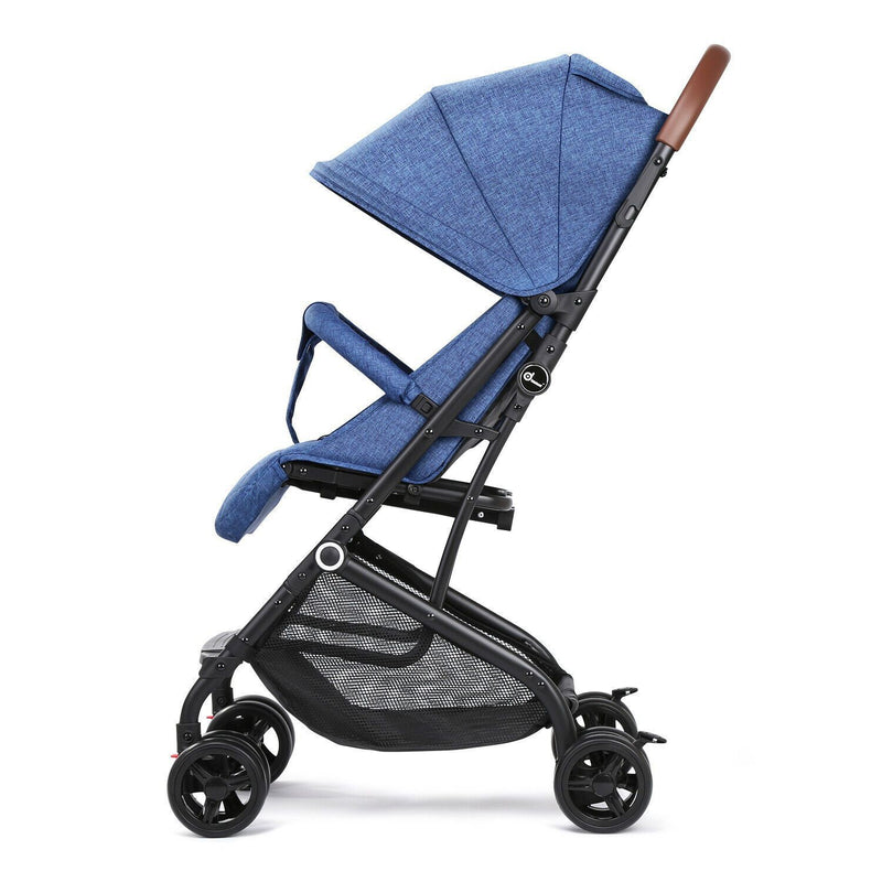 Odoland Baby Infant Foldable Umbrella Stroller Lightweight Travel Carriage Pushchair Baby - DailySale