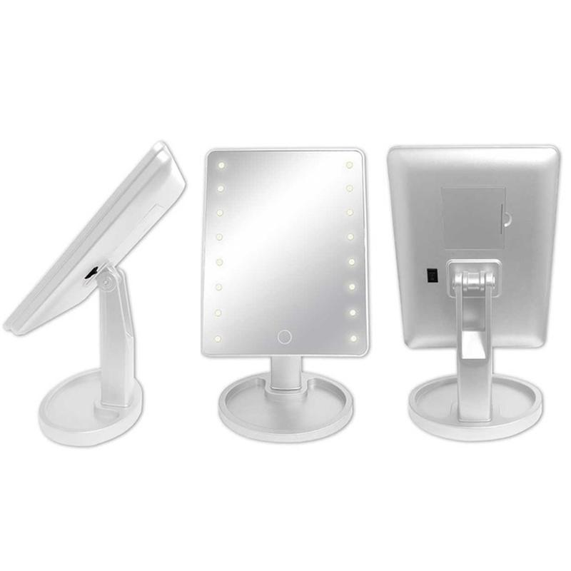 Olivia Rose Led Vanity Mirror Beauty & Personal Care White - DailySale