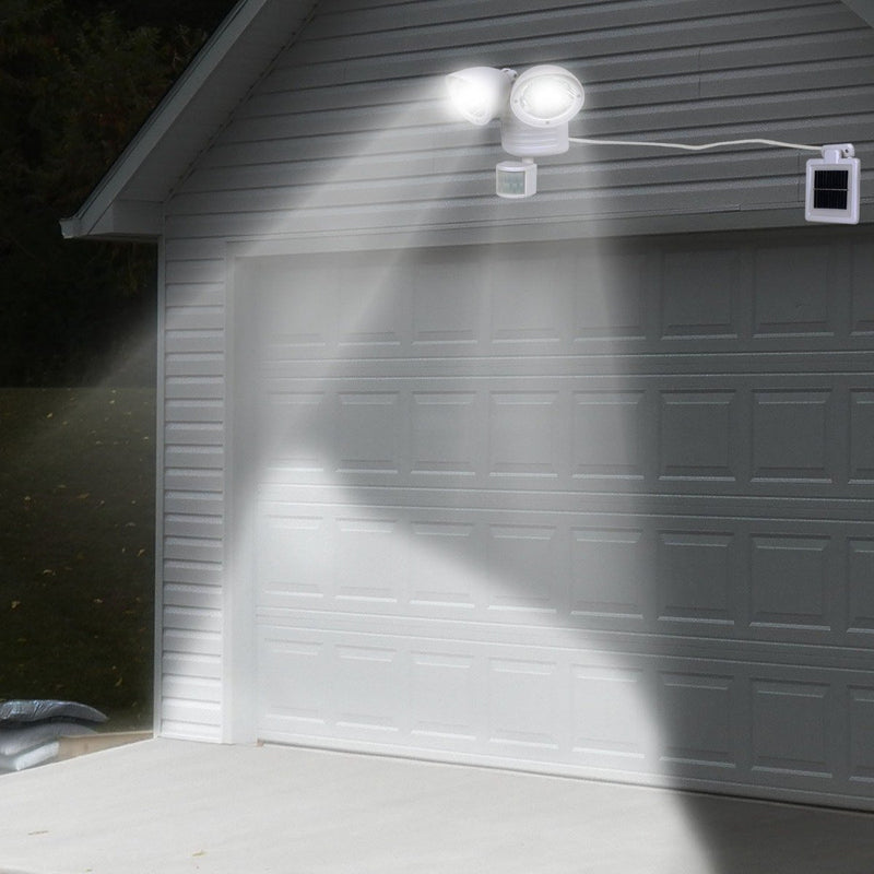 Outdoor Nation Solar Powered 22-LED Security Floodlight Home Lighting - DailySale