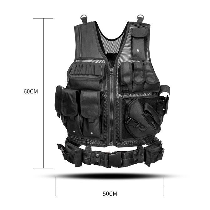 Outdoor Nation Universal Design Tactical Vest Sports & Outdoors - DailySale