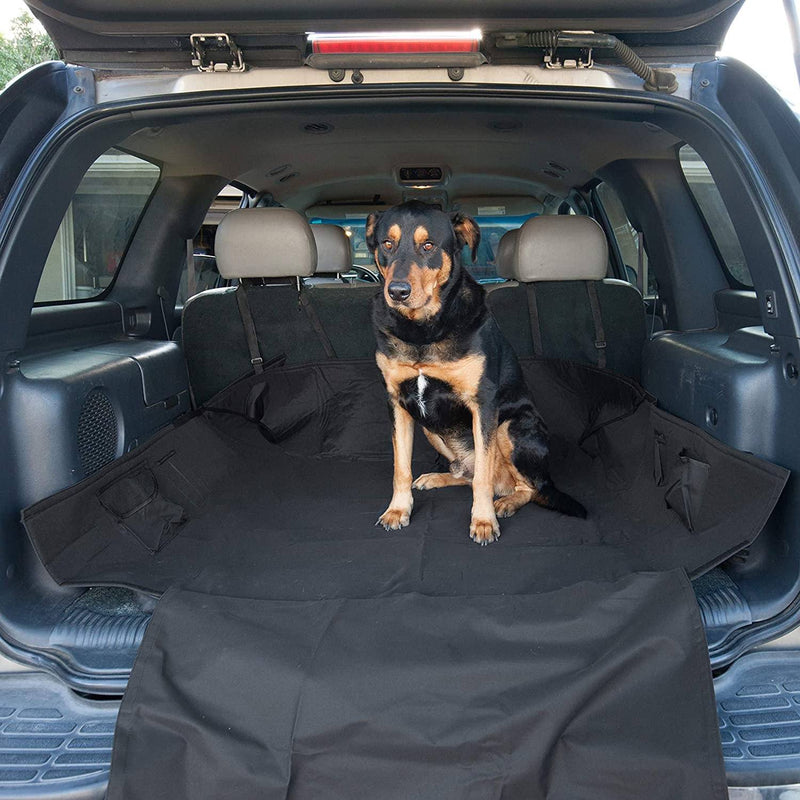 Paws & Pals Dog Seat Cover for Back Seat Pet Supplies - DailySale