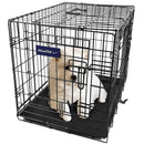 "Pet Crates Folding Metal - Assorted Sizes Pet Supplies 18"" - DailySale"