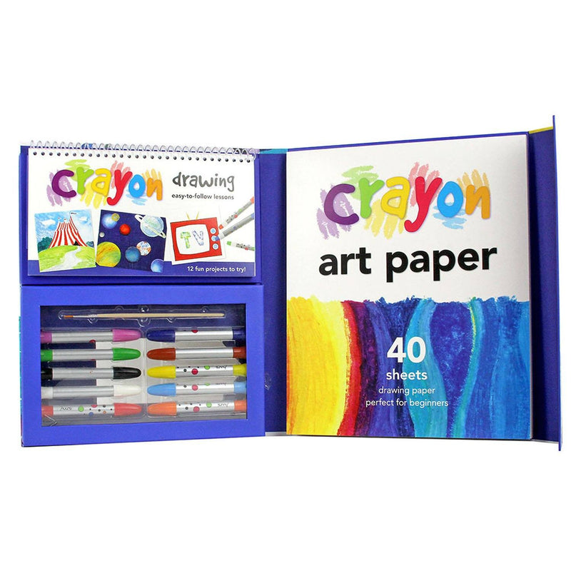 Petit Picasso Crayon Art Toys & Games - DailySale