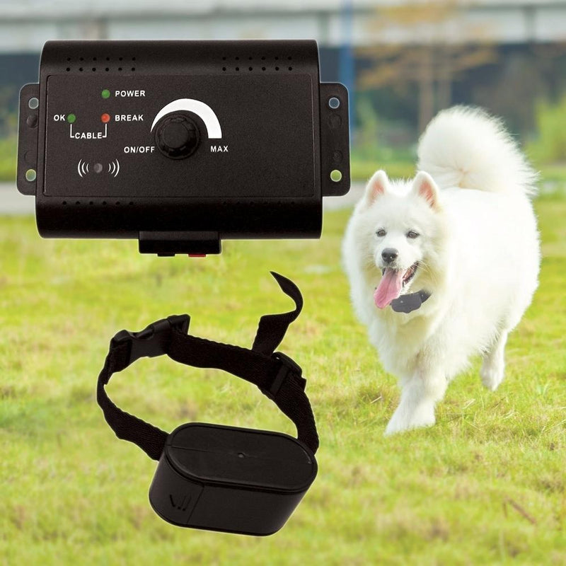 PetZoom Electric Dog Fence Pet Supplies - DailySale