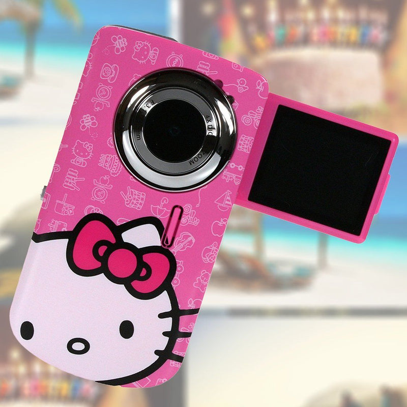 Pink Hello Kitty Digital Video Recorder Toys & Games - DailySale