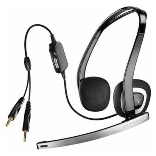 Plantronics Audio 330 Stereo PC Headset Headphones - DailySale