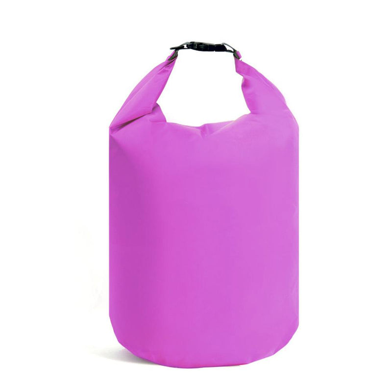 Portable 20L Waterproof Storage Dry Bag Sports & Outdoors Purple - DailySale