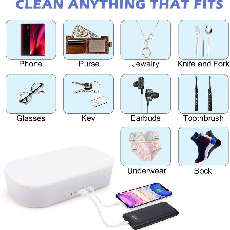 Portable Cell Phone Cleaner Case with Type-C Charging OD-KFXX001 Gadgets & Accessories - DailySale