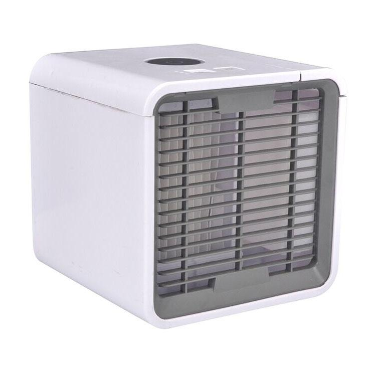 Portable Cooler & Humidifier, Personal Air Conditioner with Evaporative Cooler Home Essentials - DailySale