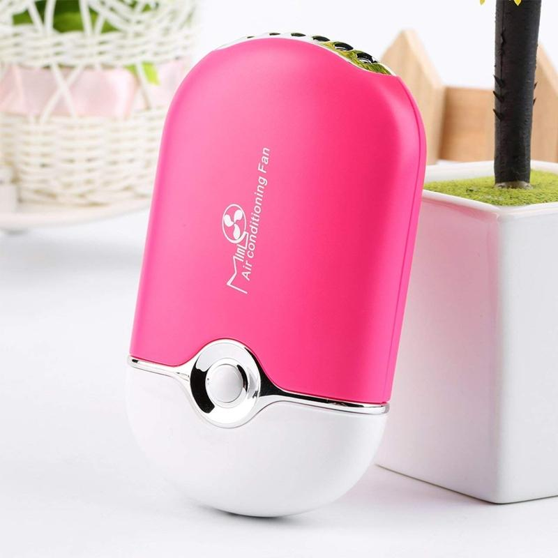 Portable Mini Personal Air Conditioning Fan Phones & Accessories - DailySale