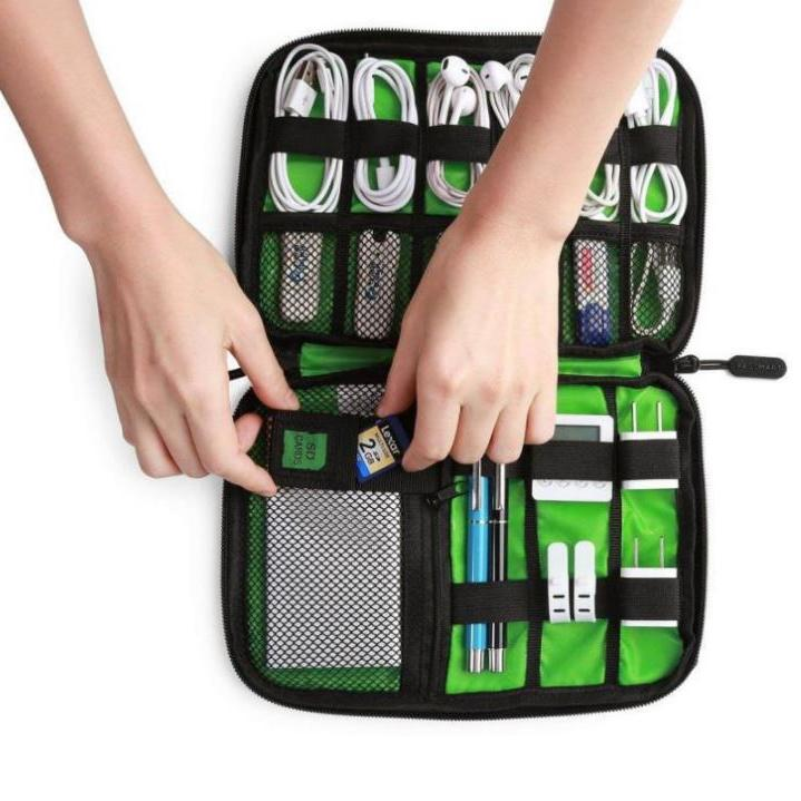 Portable Tech Travel Bag - Assorted Colors Gadgets & Accessories - DailySale