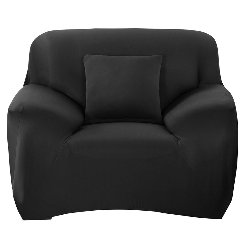Printed Stretch Sofa Cover Household Appliances Chair Black - DailySale