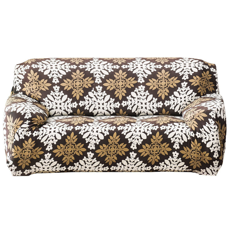Printed Stretch Sofa Cover Household Appliances Loveseat Baroque - DailySale