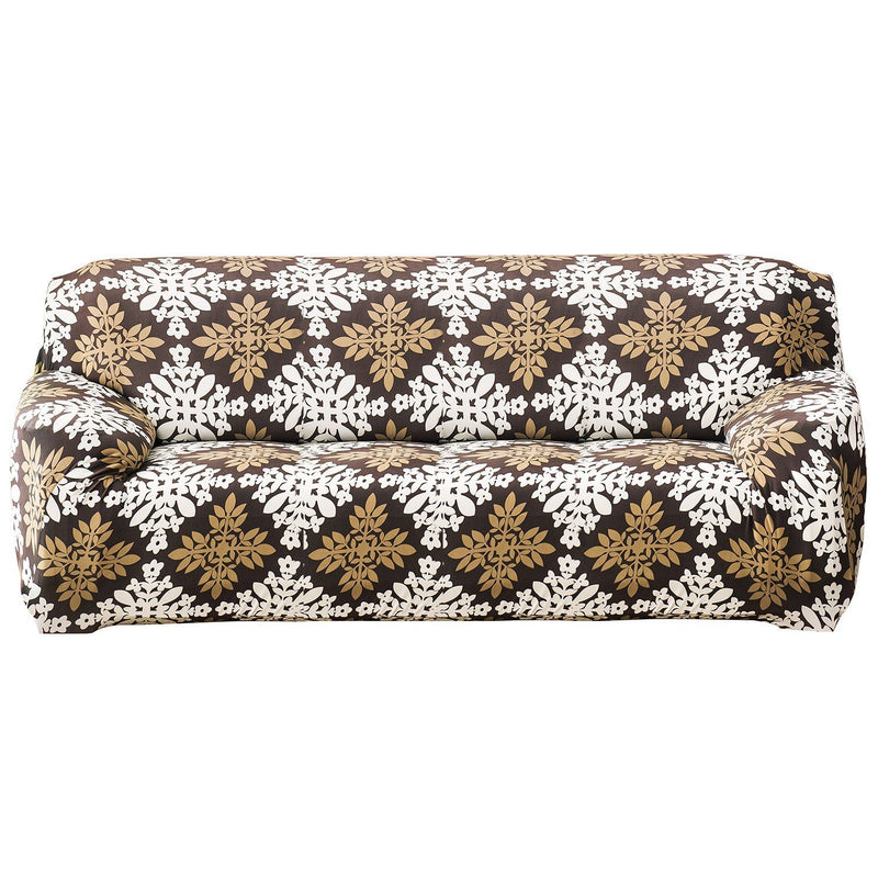 Printed Stretch Sofa Cover Household Appliances Sofa Baroque - DailySale