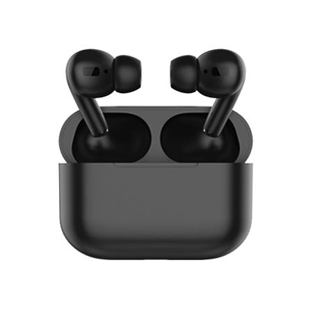 Pro Sync+ Wireless Earbuds & Charging Case Headphones Black - DailySale