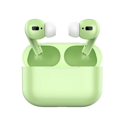 Pro Sync+ Wireless Earbuds & Charging Case Headphones Green - DailySale