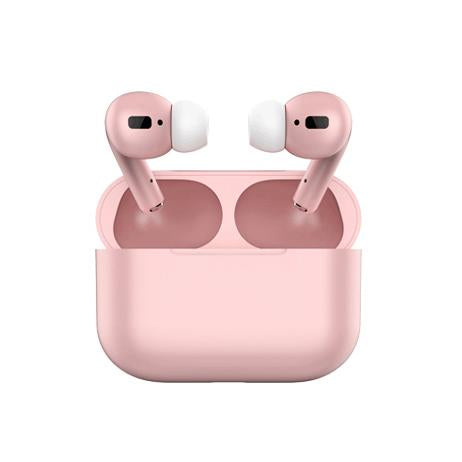 Pro Sync+ Wireless Earbuds & Charging Case Headphones Pink - DailySale