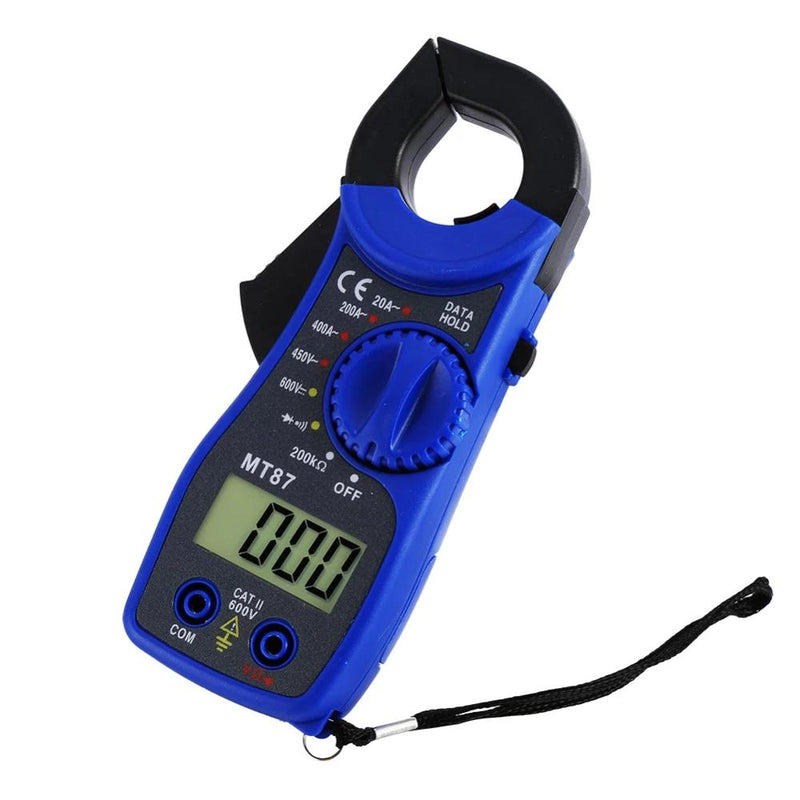 Professional Tool Portable LCD Digital Clamp Multimeter Gadgets & Accessories - DailySale
