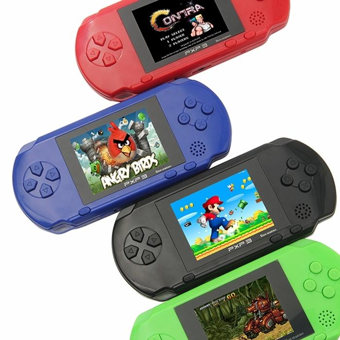 PXP3 Portable Handheld Video Game System with 150+ Games Toys & Games - DailySale