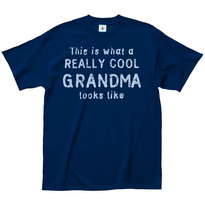 Really Cool Grandma or This Grandma Rocks T-Shirt - Assorted Styles and Sizes Women's Apparel XL Really Cool Grandma - DailySale