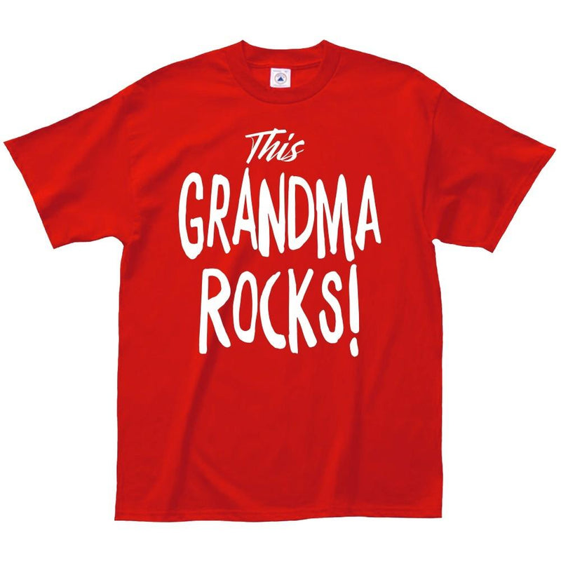 Really Cool Grandma or This Grandma Rocks T-Shirt - Assorted Styles and Sizes Women's Apparel XL This Grandma Rocks - DailySale