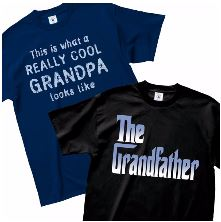 Really Cool Grandpa or The Grandfather T-Shirt Men's Clothing The Grandfather L - DailySale