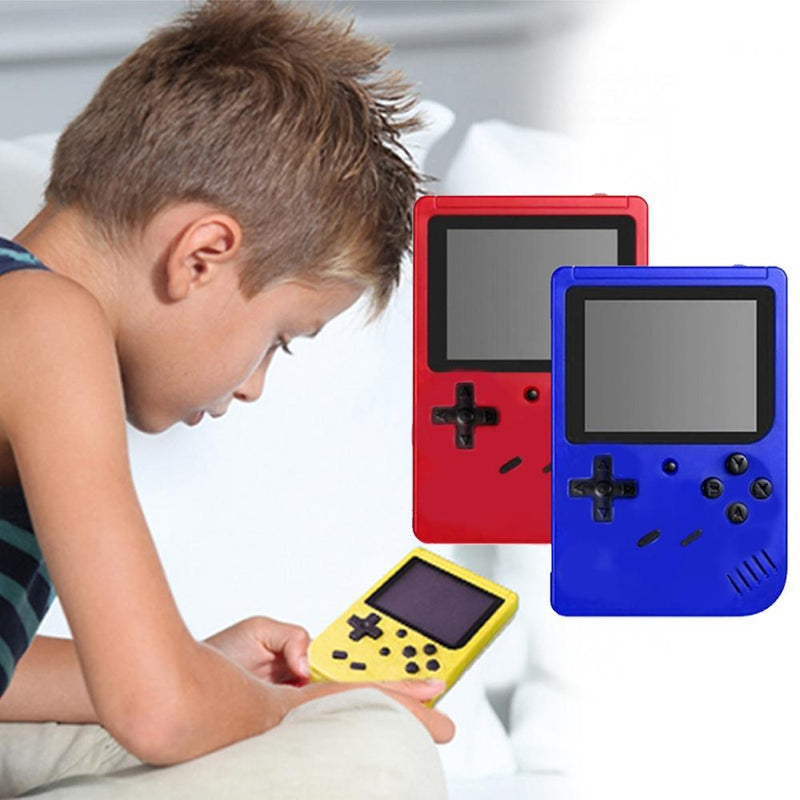 Retro Game Box with 400 Built-In Games Toys & Games - DailySale