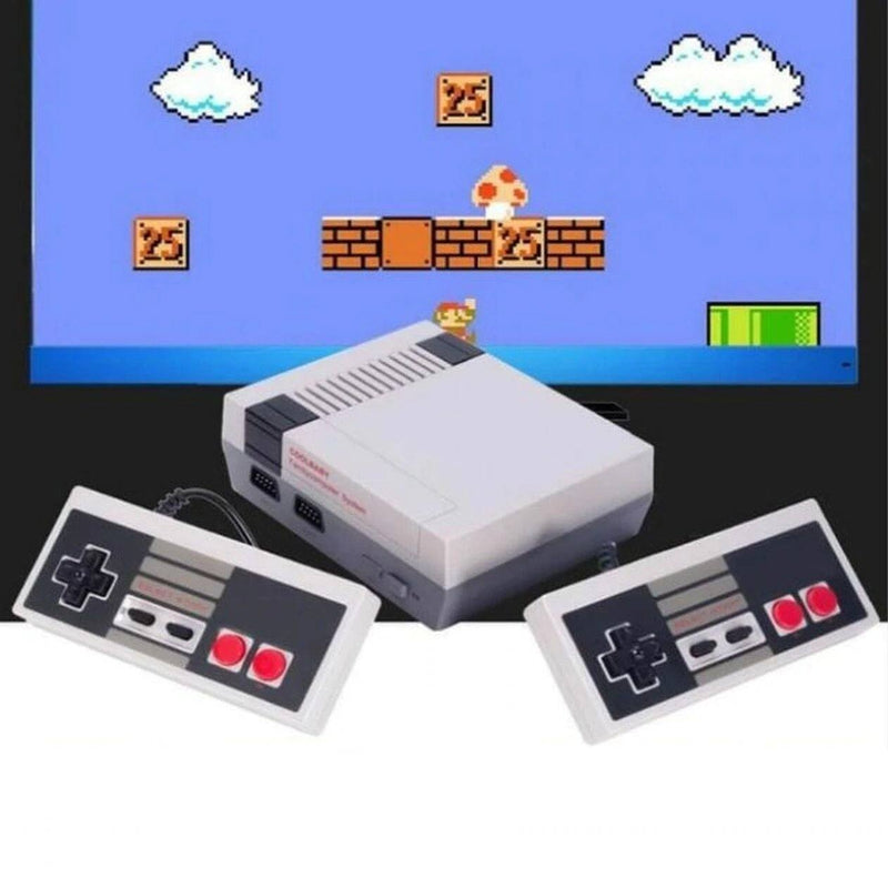 Retro Gaming Console with 600+ Classic Games Toys & Games - DailySale