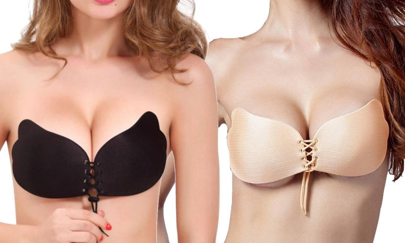 Reusable Butterfly Gel Push-Up Bra - Assorted Colors and Sizes Women's Apparel - DailySale
