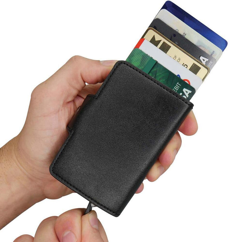 RFID-Blocking Cascading Quick Card Wallet Bags & Travel - DailySale