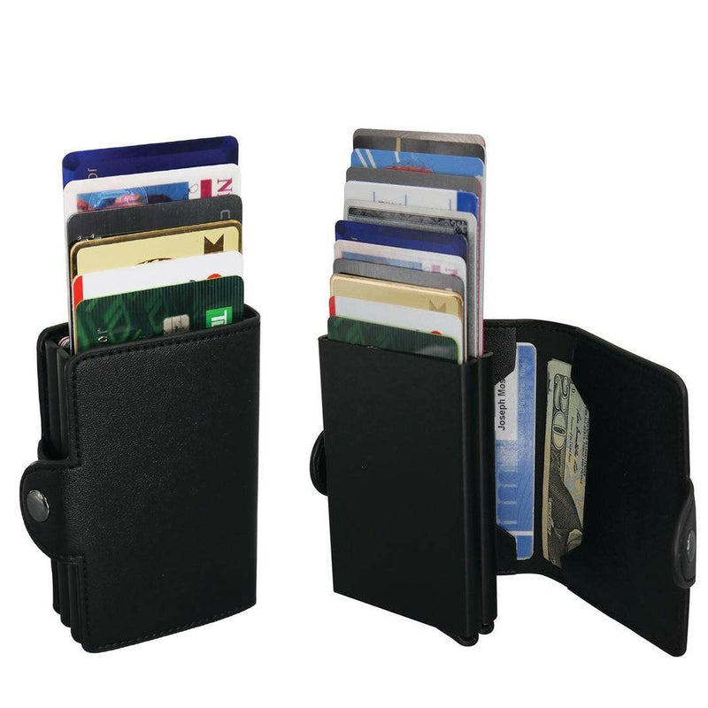 RFID-Blocking Cascading Quick Card Wallet Handbags & Wallets - DailySale