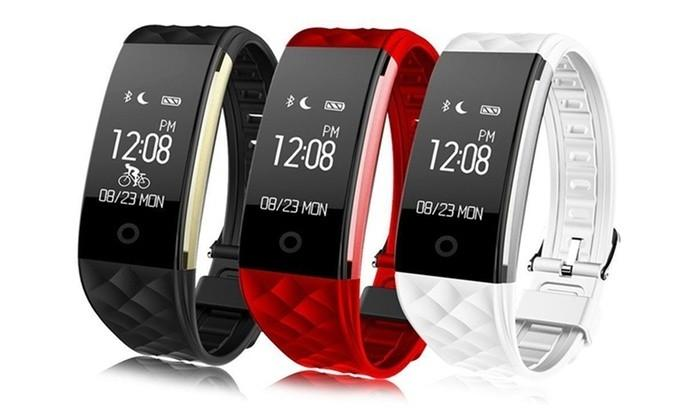 S2 Smart Bracelet Fitness Tracker - Assorted Colors Wellness & Fitness - DailySale