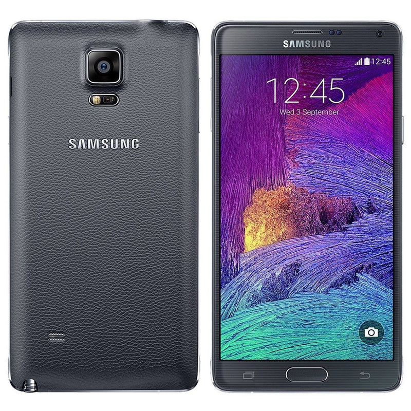 Samsung Galaxy Note 4 32GB for Sprint Only Phones & Accessories Black - DailySale